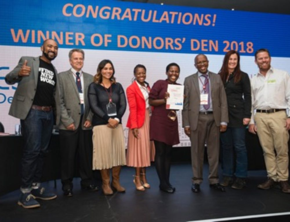 DONORS' DEN 2018