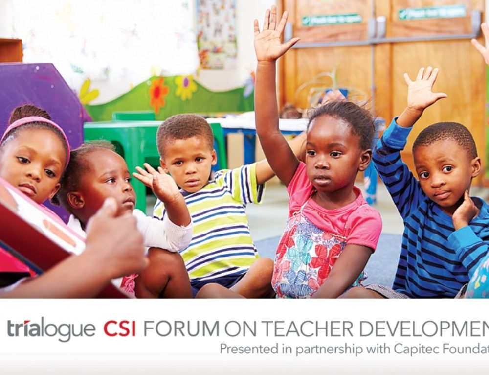 CSI Forum: Teacher Development