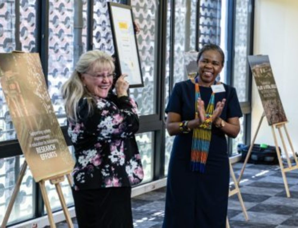 MTN awards non-profits for their contribution to social change