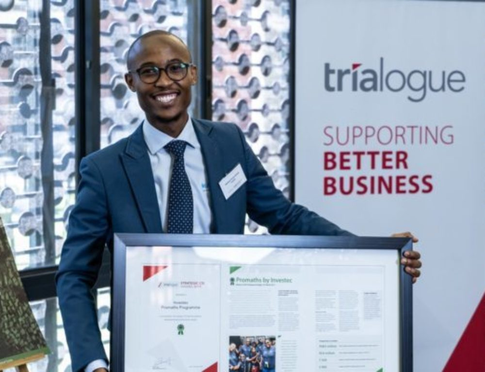 Investec awarded for its strategic corporate social investment in 2019