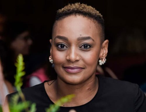 Gugulethu Mfuphi, CNBC Africa