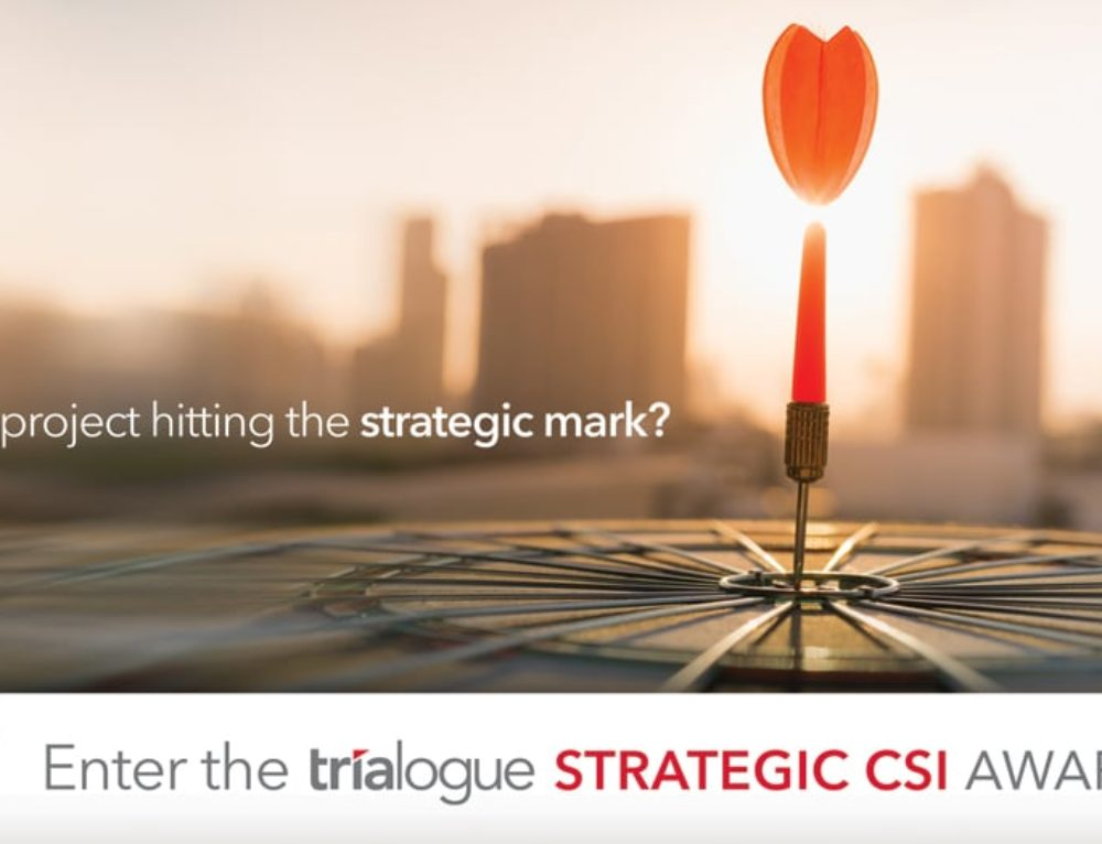 Enter the Trialogue Strategic CSI Award 2020