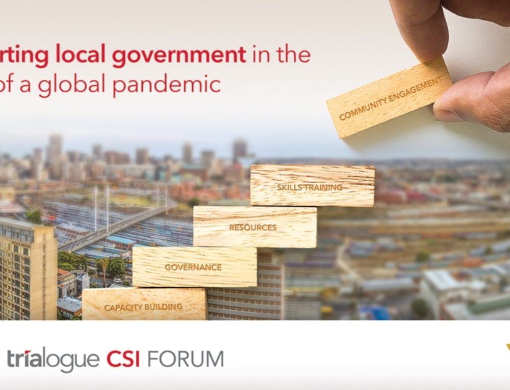 Supporting local government in the midst of a pandemic