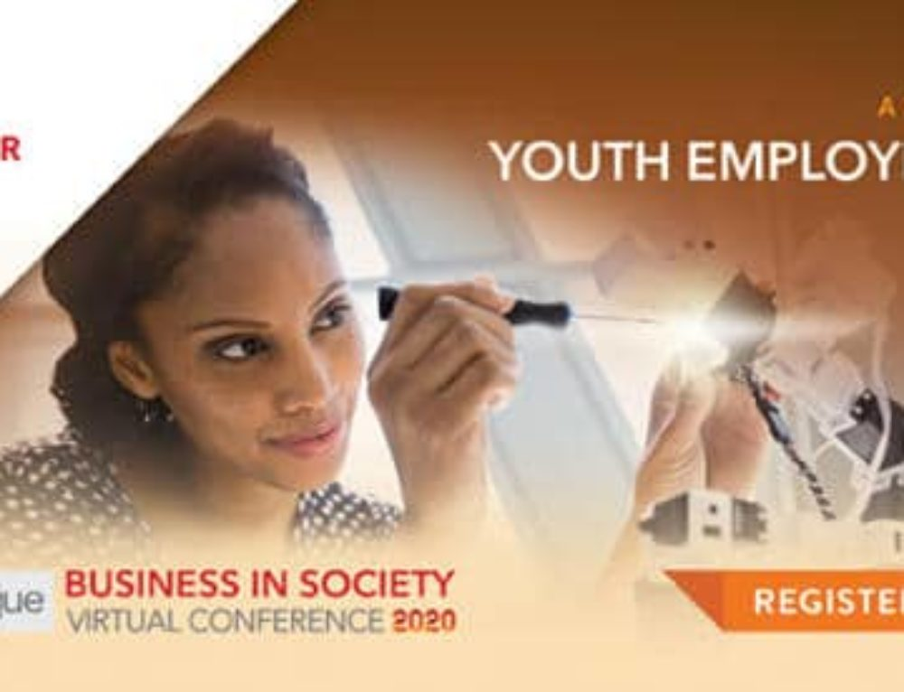 Youth employment key theme of Trialogue Business in Society Virtual Conference