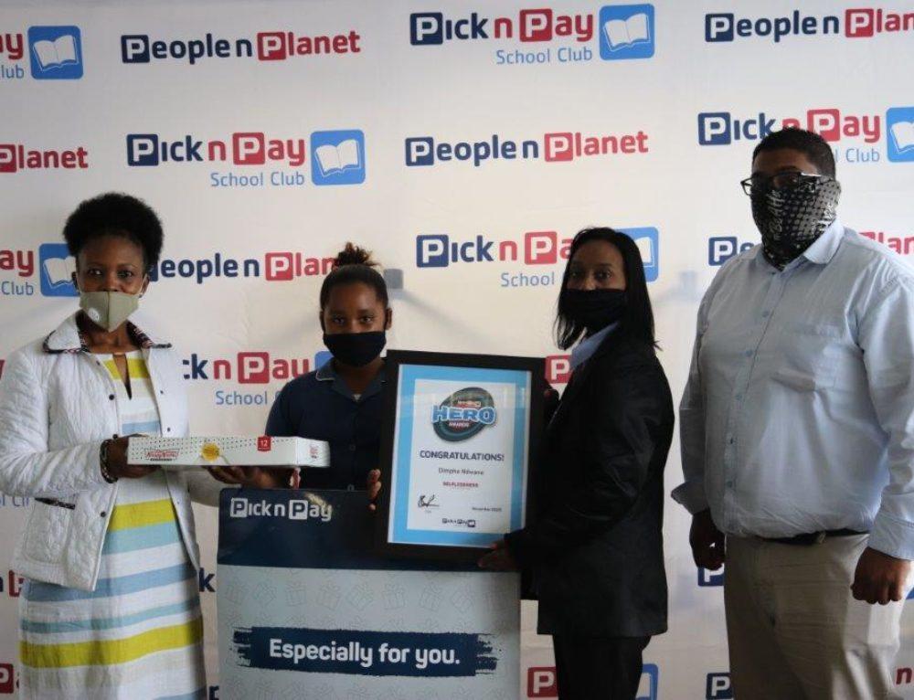 Pick n Pay School Club wins 2020 Trialogue Strategic CSI Award