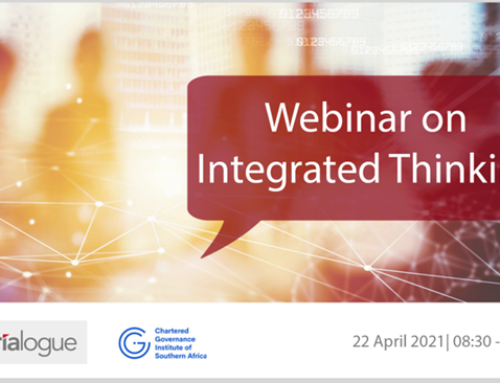 Trialogue and CGISA webinar: Integrated thinking| 22 April