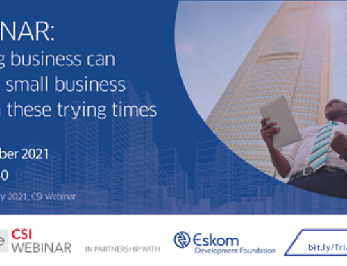 [WEBINAR] How big business can support small business through trying times